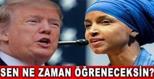 ABD Kongresi'nin Müslüman üyesinden Trump'a sert cevap!