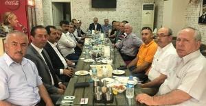 AK Partili Yılmazdan Muhtarlara...