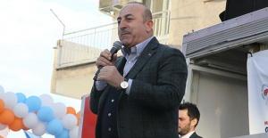 Bakan Çavuşoğlu: #039;Tüm dünyada...