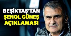 Beşiktaş'tan...