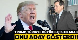 Trump, Satterfield'yi Türkiye Büyükelçisi olarak aday gösterdi