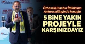 Cumhur İttifakı adayı Özhaseki:...