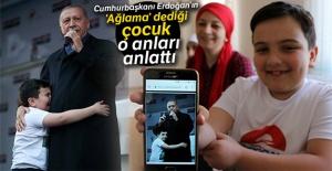 Cumhurbaşkanı Erdoğan#039;ın #039;Ağlama#039;...