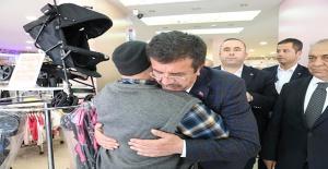"""Zeybekci: """"Suda zulüm ve soygun bitecek"""""""