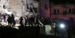 İdlibte patlama: 12 ölü