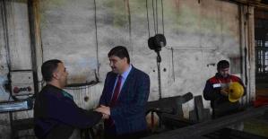 Kahramankazan'da işsizliğe umut olacak proje