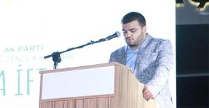AK Parti Gençlik Kolları'ndan 'vefa iftarı'