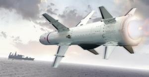 Türkiye'nin ilk deniz füzesi için geri sayım başladı