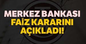 Merkez Bankası faiz...