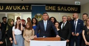Feyzioğlu' dan Yargı reformu açıklaması