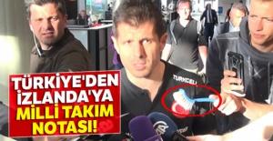 Türkiye'den İzlanda'ya Milli Takım notası!