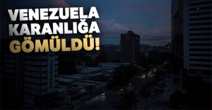 Venezuela'da 23 eyaletten 18'i karanlıkta