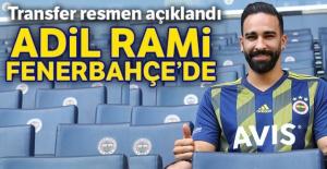 Adil Rami, Fenerbahçe!