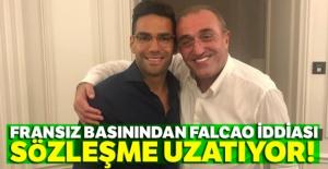 Fransız basınından Falcao iddiası: Sözleşme uzatıyor!