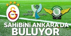 TFF Süper Kupa'nın...