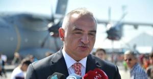 Bakan Ersoy: Su-35 çok etkileyici