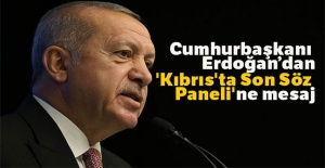 Cumhurbaşkanı Erdoğan#039;dan #039;Kıbrıs#039;ta...