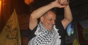 Gazzeli esir 17 yıl sonra özgürlüğüne...