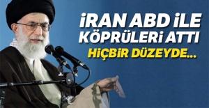 İran Dini Lideri: 'ABD ile hiçbir düzeyde müzakere olmayacak'