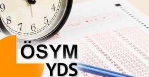 YDS Yabancı Dil Sınavı sonuçları açıklandı