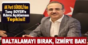 AK Partili Sürekli#039;den Tunç...