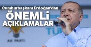 Cumhurbaşkanı Erdoğan#039;dan önemli...