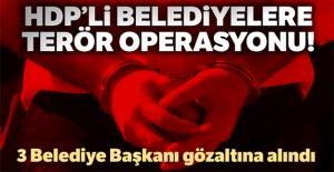 Diyarbakır#039;da HDP#039;li belediye...
