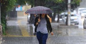 Meteorolojiden 5 il için yağış...