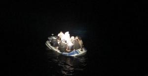 51 mülteci Sahil Güvenlik ekipleri tarafında kaçarken yakalandı