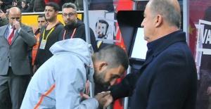 Arda'dan Fatih Terim ve el öpme açıklaması