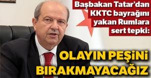 Başbakan Tatar'dan sert tepki