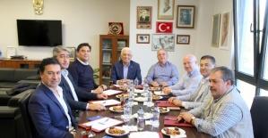 CHPli Belediye Başkanları Datçada...