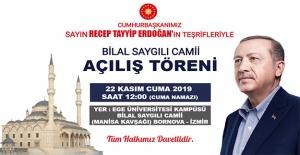 Cumhurbaşkanı Erdoğanın Teşrifleri...