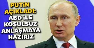 Putin: Rusya sadece füze atmakla ilgilenmiyor