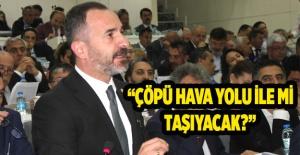 AK Partili Hızal#039;dan Büyükşehir#039;e...