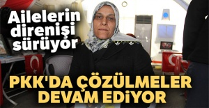 Diyarbakır'daki evlat nöbetinden bir mutlu haber daha