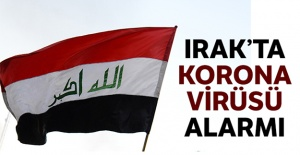 Irak'ta korona virüsü alarmı