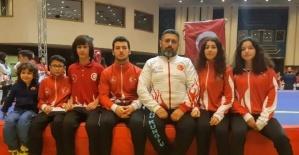 Yunusemreli wushucular Antalyadan...