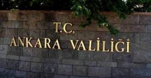 Ankara Valiliği duyurdu: Koronaya karşı yeni yasak