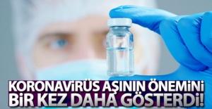 'Koronavirüs salgını, aşının önemini bir kez daha gösterdi'