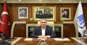 Başkan Çerçi Ramazan Bayramı'nı kutladı