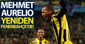 Mehmet Aurelio yeniden Fenerbahçe#039;de