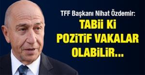 Nihat Özdemir'den Süper Lig ile ilgili önemli açıklamalar!