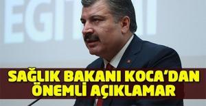 Sağlık Bakanı Fahrettin Koca#039;dan...