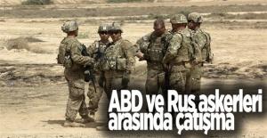 ABD ve Rus Askerleri Arasında Çatışma Çıktı!