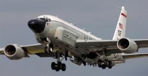 ABD'ye Ait Uçak Yola Çıktı