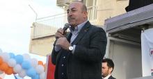 Bakan Çavuşoğlu: 'Tüm dünyada FETÖ'cü hainlerin ensesindeyiz'