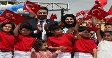 AK Parti Karşıyaka'dan 23 Nisan'a özel Kısa Film