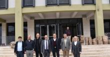 Başkan Çerçi Yunuskent'te incelemede bulundu