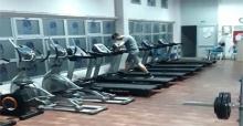 Muradiye Spor salonu hizmete başladı